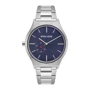 Pánské hodinky POLICE Orkneys Silver