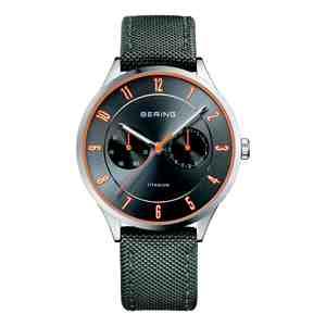 Pánské hodinky BERING Titanium 11539-879