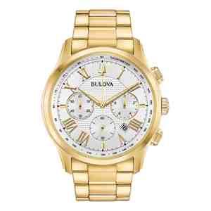 Pánské hodinky BULOVA Wilton Quartz Chronograph 97B171