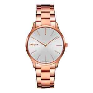 Unisex hodinky HANOWA Pure White Rose Gold
