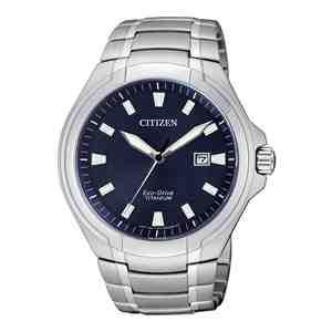Pánské hodinky CITIZEN Super Titanium BM7430-89L