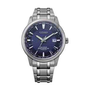 Pánské hodinky CITIZEN Radio Controlled Titanium CB0190-84L