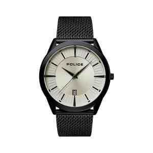 Pánské hodinky POLICE Patriot Black