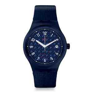 Unisex hodinky SWATCH Sistem Noite SUTN405