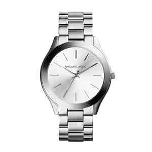 Dámské hodinky MICHAEL KORS Slim Runway Silver