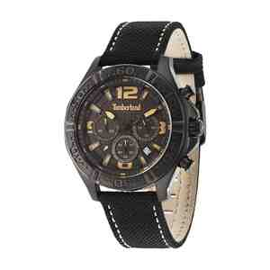 Pánské hodinky TIMBERLAND Trafton Black