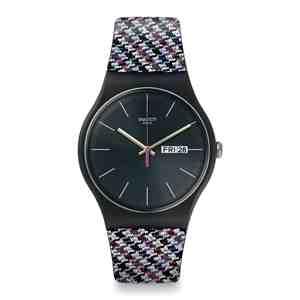 Unisex hodinky SWATCH Warmth SUOB725