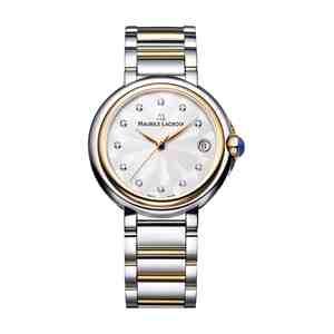 Dámské hodinky MAURICE LACROIX Fiaba Round Silver
