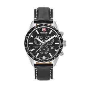 Pánské hodinky SWISS MILITARY HANOWA Phantom Chrono Black