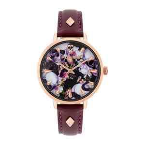 Dámské hodinky POLICE Miona Purple