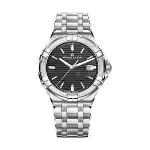 Pánské hodinky MAURICE LACROIX Aikon Silver Black