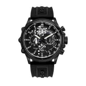 Pánské hodinky POLICE Luang Black