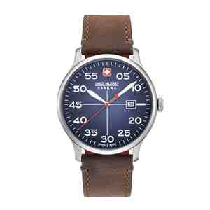 Pánské hodinky SWISS MILITARY HANOWA Active Duty Blue