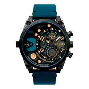 Pánské hodinky POLICE Vigor Black
