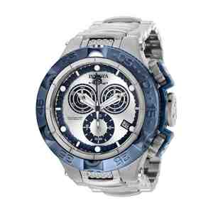 Pánské hodinky INVICTA Subaqua Noma V Silver Light Blue