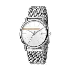 Dámské hodinky ESPRIT Timber Silver Mesh