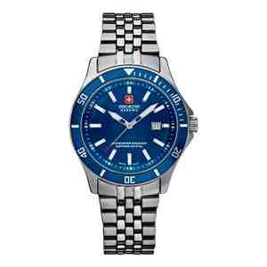Dámské hodinky SWISS MILITARY HANOWA Flagship Blue
