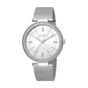 Dámské hodinky ESPRIT Breezy Silver Mesh ES1L310M0115