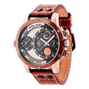 Pánské hodinky POLICE Adder Rose Gold