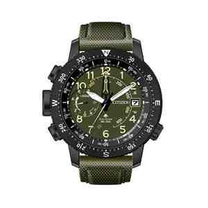 Pánské hodinky CITIZEN Promaster Land Altichron BN4045-12X