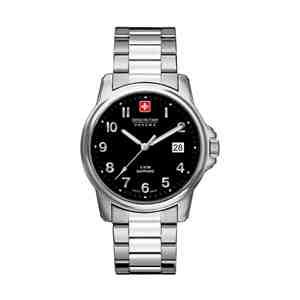 Pánské hodinky SWISS MILITARY HANOWA Soldier Prime Silver Black