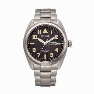 Pánské hodinky CITIZEN Super Titanium BM8560-88EE