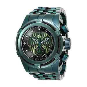 Pánské hodinky INVICTA Marvel Hulk Green