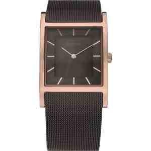 Dámské hodinky BERING Classic Black Rose Gold 10426-265-S