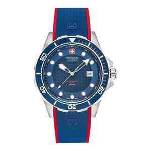 Pánské hodinky SWISS MILITARY HANOWA Neptune Diver Blue