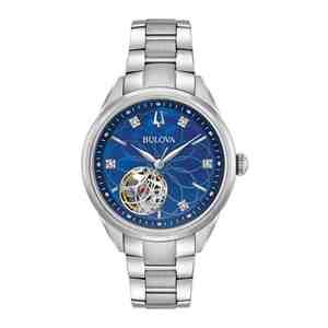 Dámské hodinky BULOVA Sutton Diamond Automatic 96P191