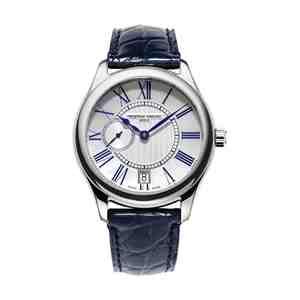 Dámské hodinky FREDERIQUE CONSTANT Automatic Silver Blue