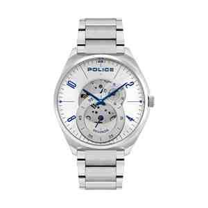 Pánské hodinky POLICE Kaizuka Silver Blue