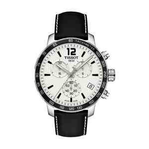 Pánské hodinky TISSOT Quickster Chrono L/G T0954171603700