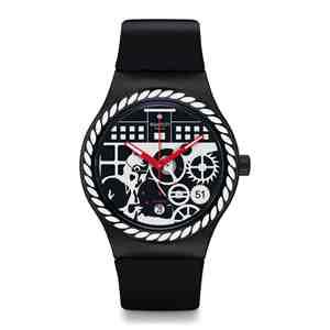 Pánské hodinky SWATCH Sistem Schwiiz SUTB404
