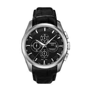 Pánské hodinky TISSOT Couturier Chrono Auto T0356271605100