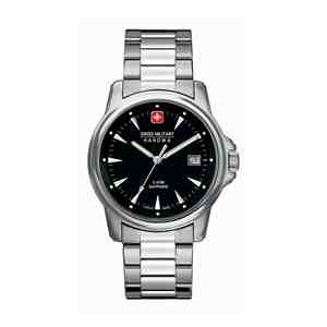 Pánské hodinky SWISS MILITARY HANOWA Recruit Prime Black