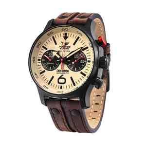 Pánské hodinky VOSTOK Expedition 6S21/595C644