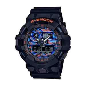 Pánské hodinky CASIO G-Shock GA-700CT-1AER
