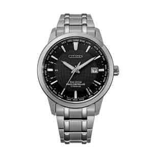 Pánské hodinky CITIZEN Radio Controlled Titanium CB0190-84E