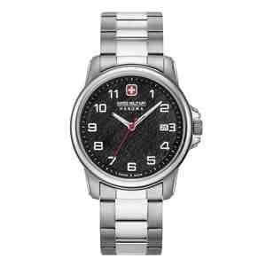 Pánské hodinky SWISS MILITARY HANOWA Swiss Rock Black