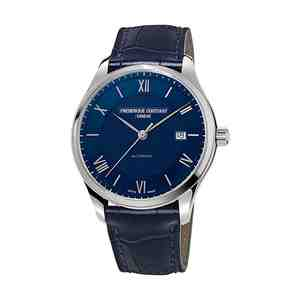 Pánské hodinky FREDERIQUE CONSTANT Classics Blue Silver