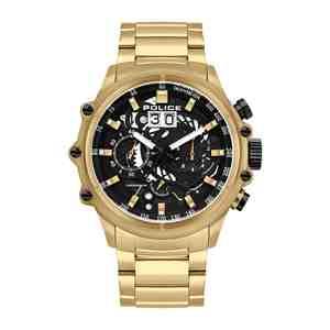 Pánské hodinky POLICE Luang Gold