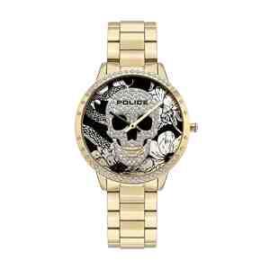 Dámské hodinky POLICE Horta Gold