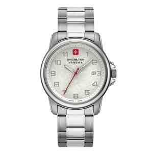 Pánské hodinky SWISS MILITARY HANOWA Swiss Rock White