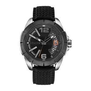 Pánské hodinky POLICE Banos Black
