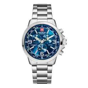 Pánské hodinky SWISS MILITARY HANOWA Arrow Chrono Blue _S