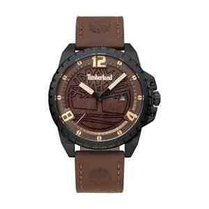 Pánské hodinky TIMBERLAND Eastford Brown Leather Strap