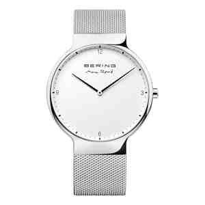 Pánské hodinky BERING Max René Silver White