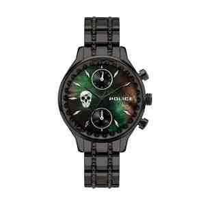 Dámské hodinky POLICE Banff Black