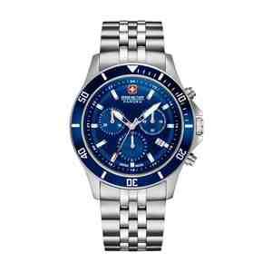 Pánské hodinky SWISS MILITARY HANOWA Flagship Chrono II 5331.04.003